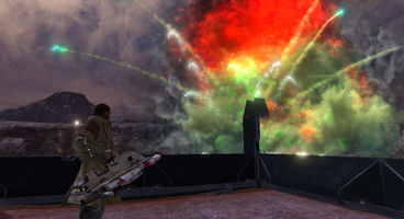 Red Faction: Guerrilla on PC this September 11th, DX10 screens