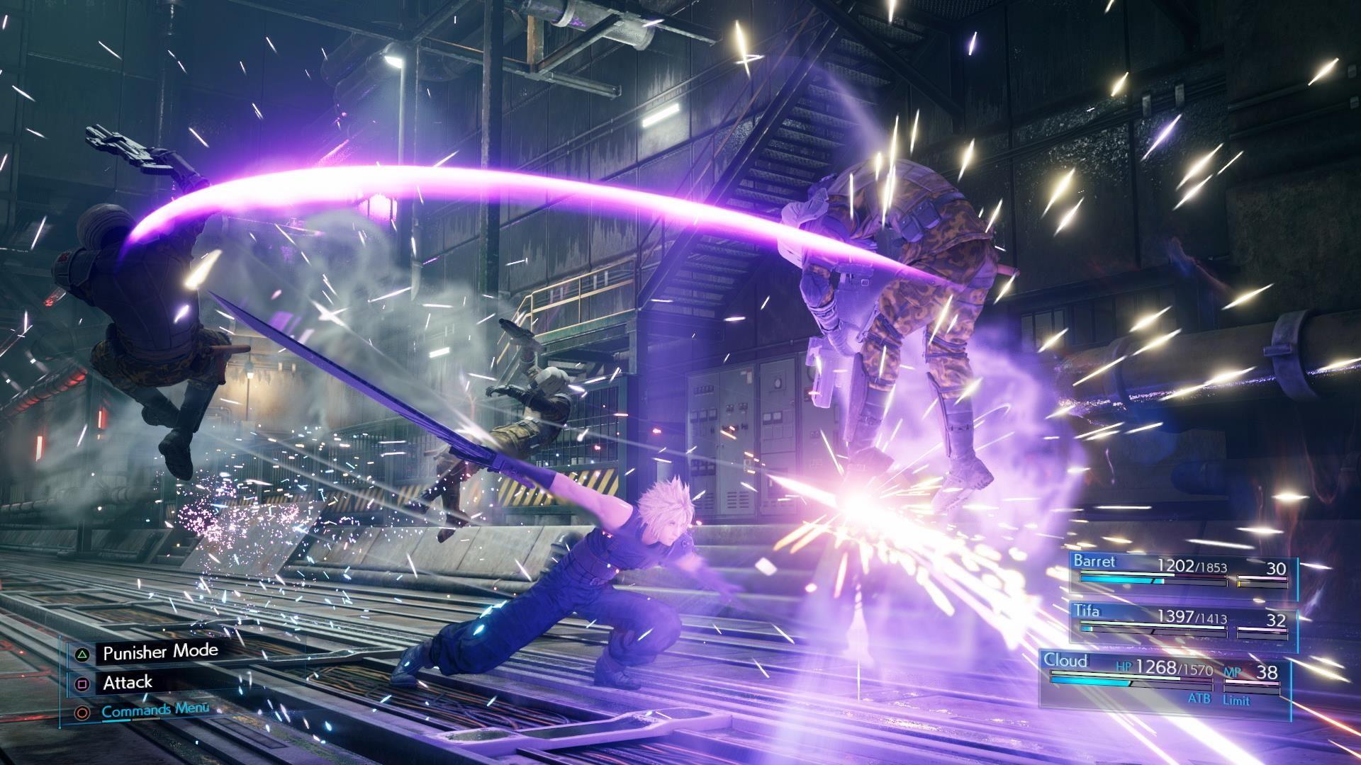 Final Fantasy 7 Remake 3
