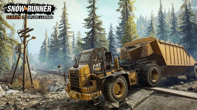 SnowRunner Patch Notes - Update 11.2 Fixes Disappearing Trucks Bug and More