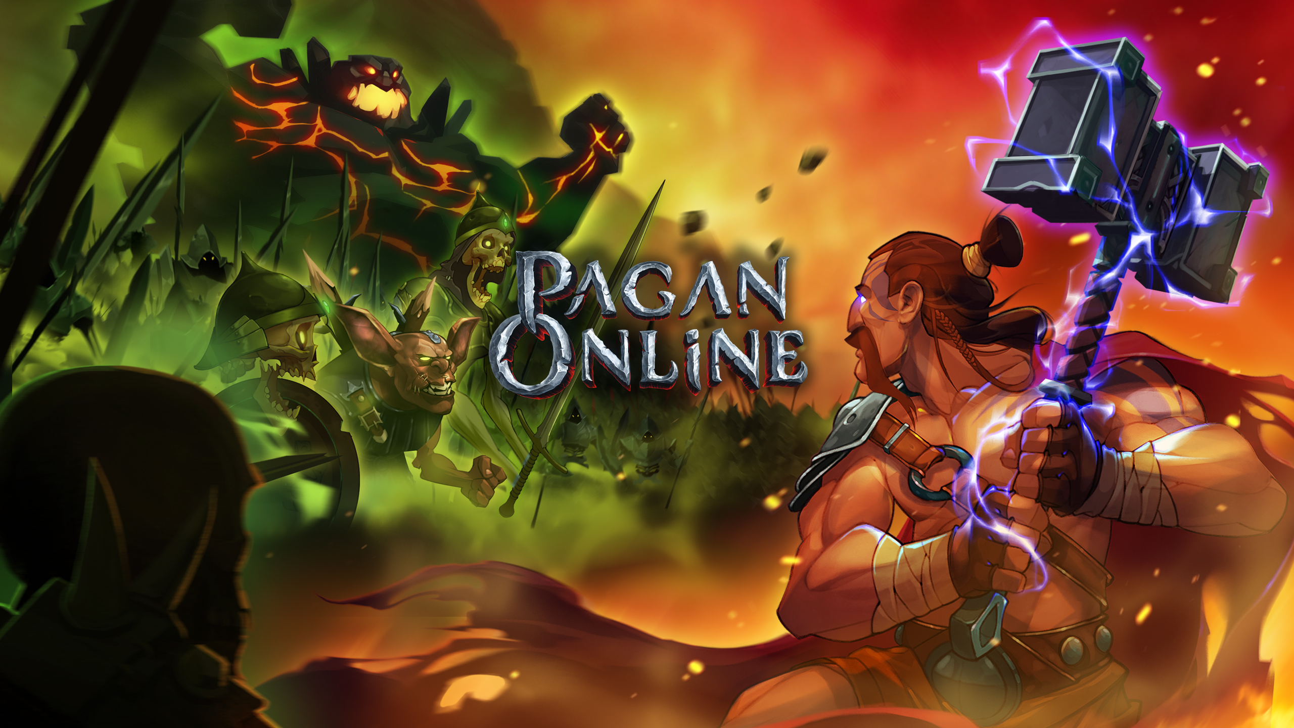 Pagan Online Announcement Trailer, Release Date, Beta Test