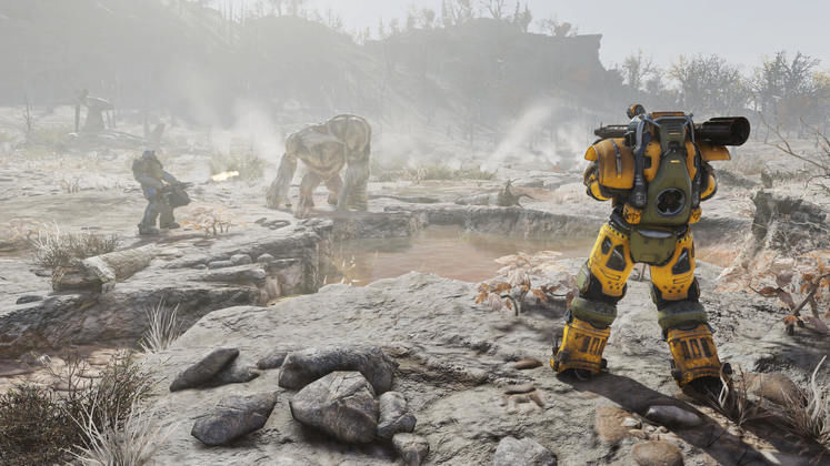Fallout 76 Patch Notes - Update 22 Adds Armor Ace and the Power Patrol S.C.O.R.E. Board