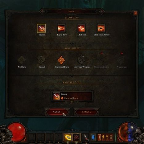 Blizzard changes rune system for Diablo III