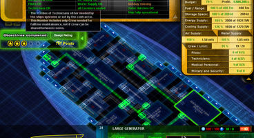 Iceberg Interactive sign ship builder Starship Corporation, Early Access this autumn