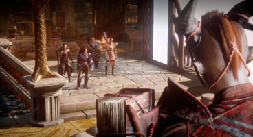 Dragon Age 4 Rebooted to implement