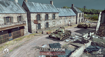 Steel Division: Normandy 44 Back To Hell DLC coming February 13, along with Free Co-op Pack