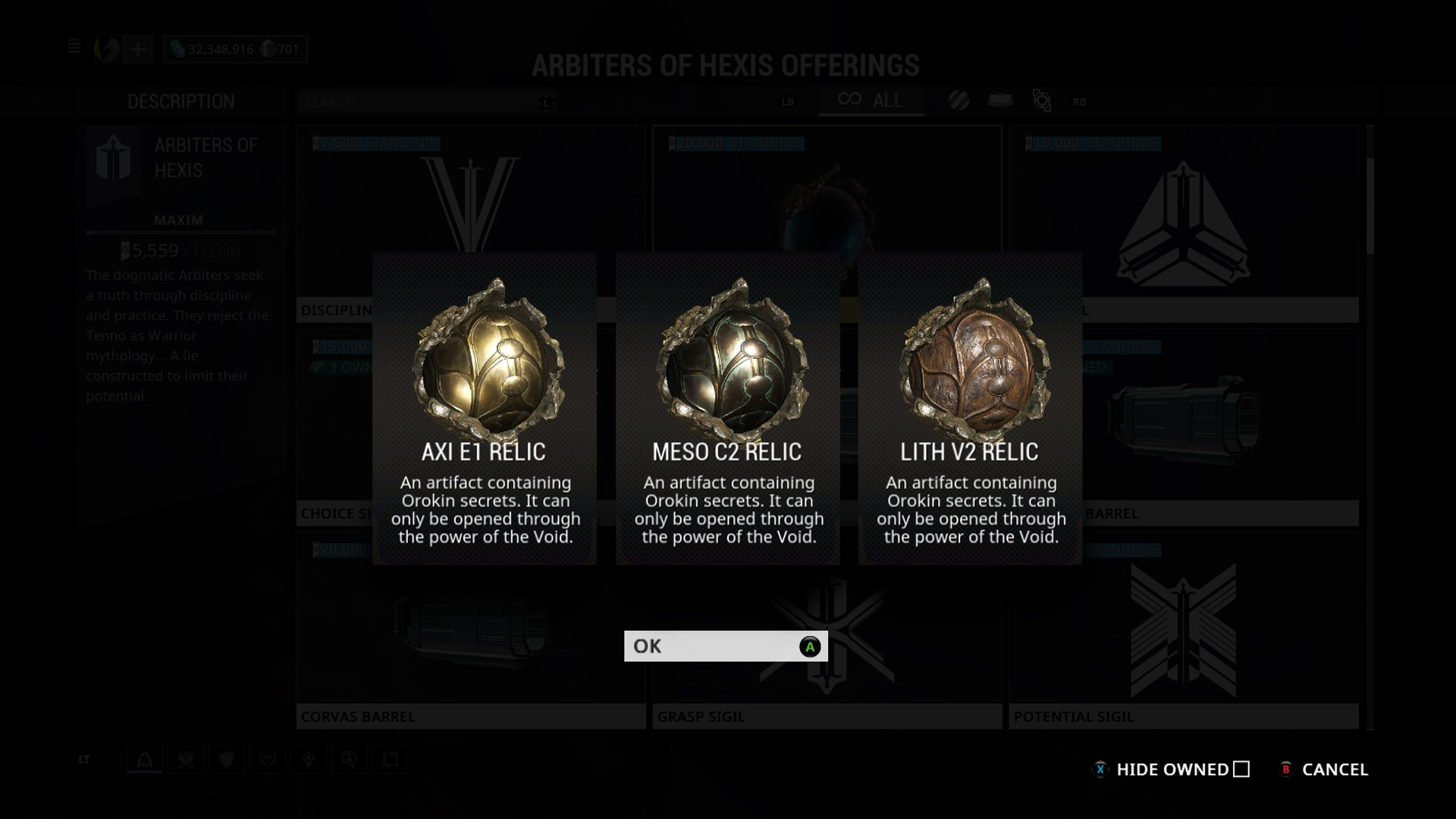 Warframe: What Are Relics And How To Use Them?   GameWatcher