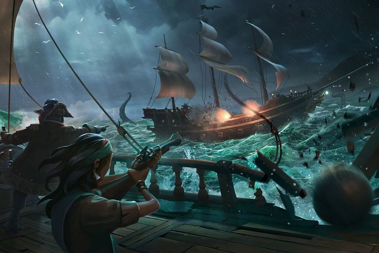 Sea of Thieves Server Status - Why is it down for Maintenance?