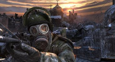 THQ announces Metro 2033 Ranger Pack DLC for PC and Xbox 360