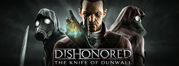 Dishonored 1.3 patch preps for The Knife of Dunwall