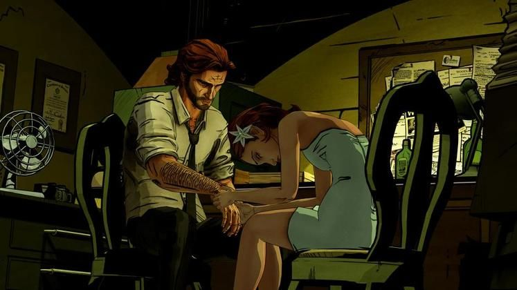 Telltale release first new screens for The Wolf Among Us Episode Four