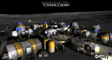 Shackleton Crater launches Kickstarter campaign