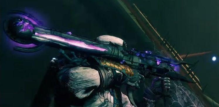 Destiny 2 Circle of Bones - How to get the Deathbringer ...