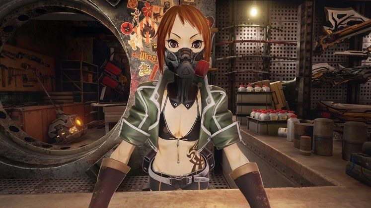 Code Vein Awake MJ212 Farm - the best places for material farming