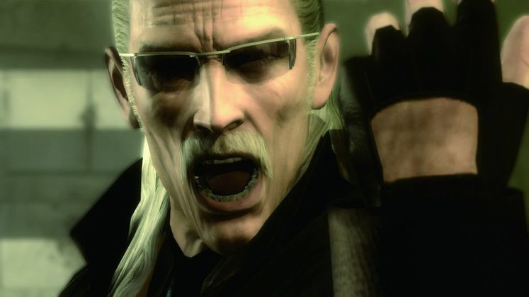 No Metal Gear Solid 4: Guns of the Patriots demo next month