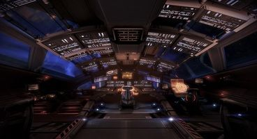 Mass Effect 3 now has a First-Person Mode