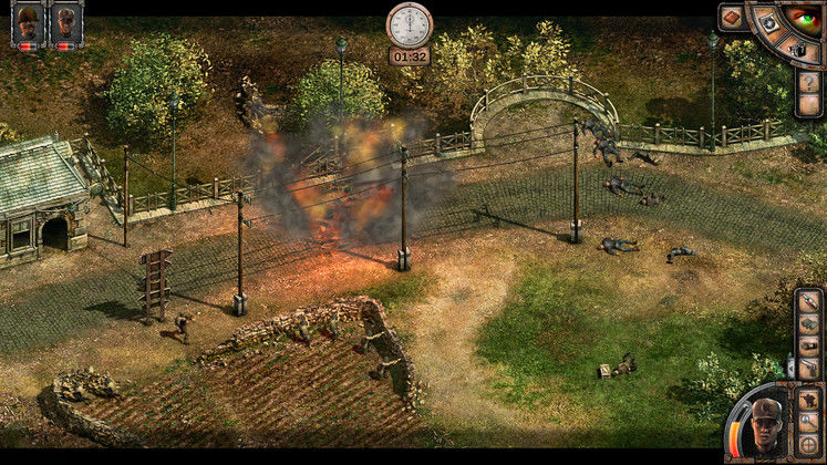 Here's Our First Look at the Commandos 2 and Praetorians Remasters