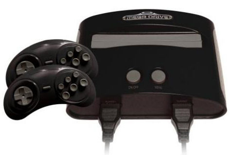 Re-designed, slim and multi-region SEGA Mega Drive nearly here