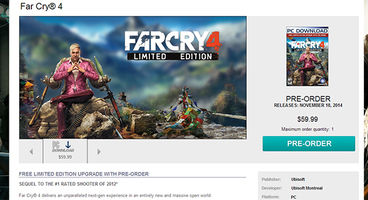 Ubisoft leaks minor story details about Far Cry 4