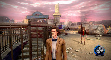 Doctor Who: The Adventure Games makes its way onto Steam