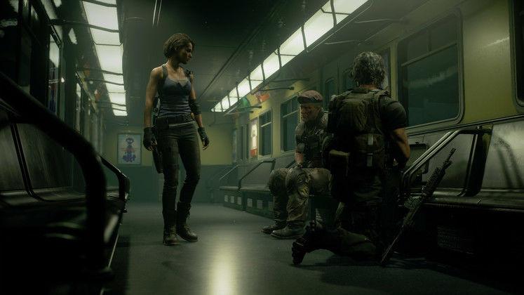 Resident Evil 3 Remake Blue Gem - Where to Find It