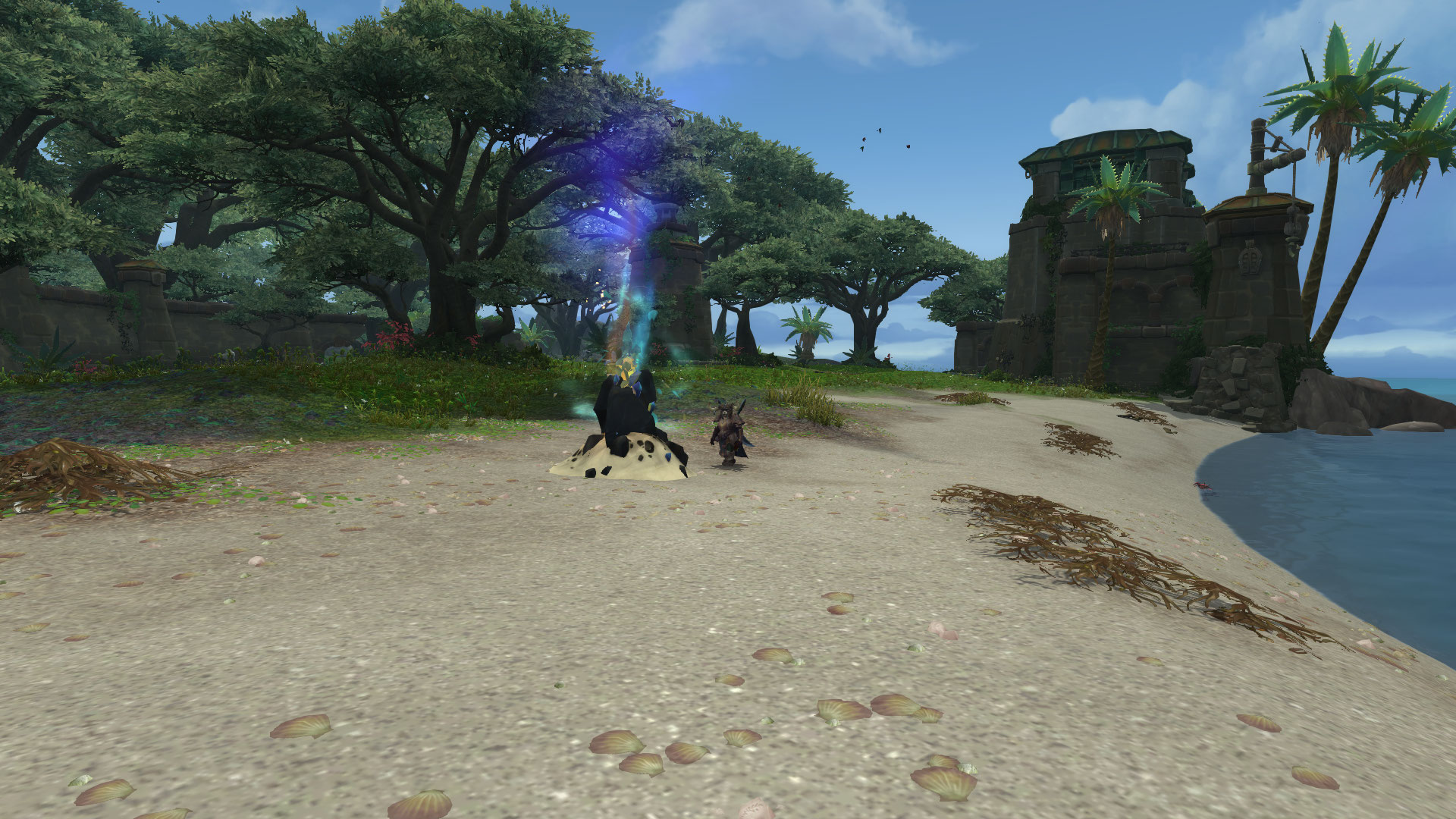 World of Warcraft Battle for Azeroth Review | GameWatcher
