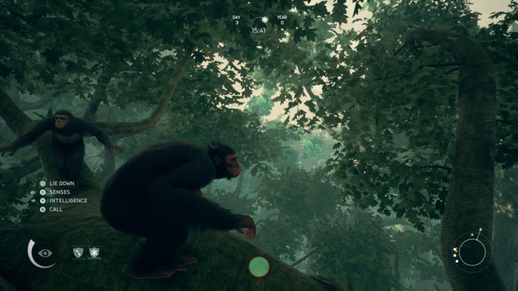 Climbing trees and chewing bubblegum, and bubblegum hasn't been invented yet