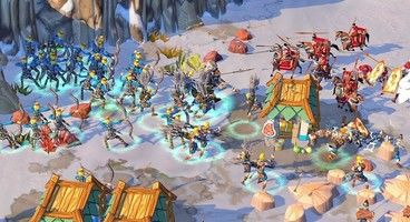 Vikings invade Age of Empires Online