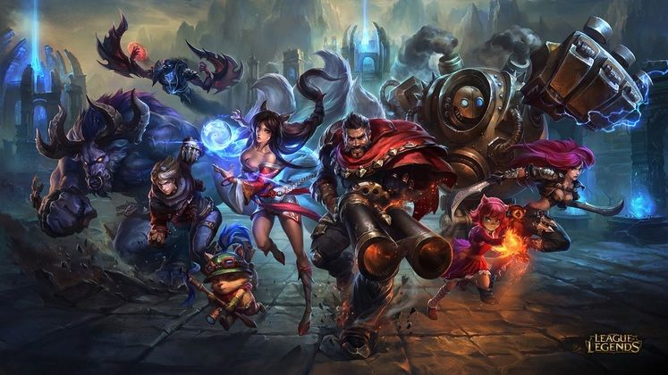 League of Legends Black Screen libnghttp2.dll Error Fix - The Program Can't Start Because File Is Missing