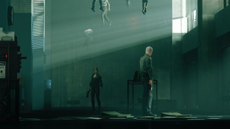 New Narrative Trailer for Control is Delightfully Creepy