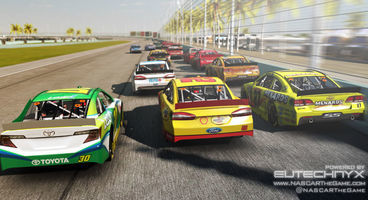 Eutechnyx announces NASCAR The Game 2013 for PC this Summer