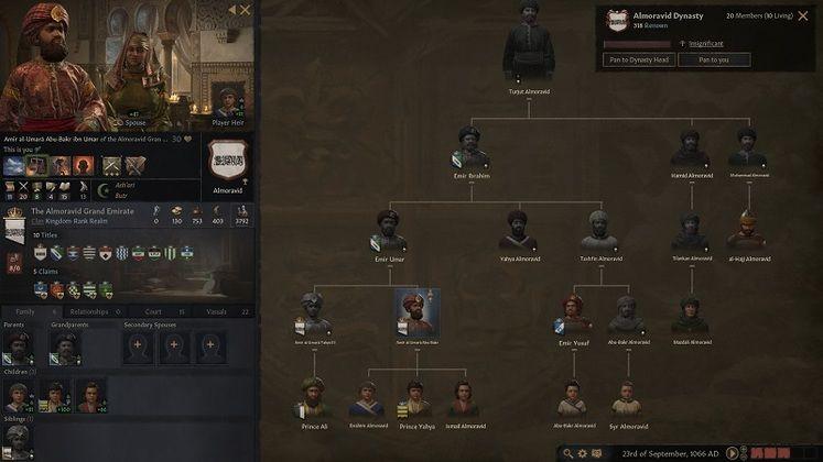 Crusader Kings 3 Patch Notes - Update 1.1.3 Revealead