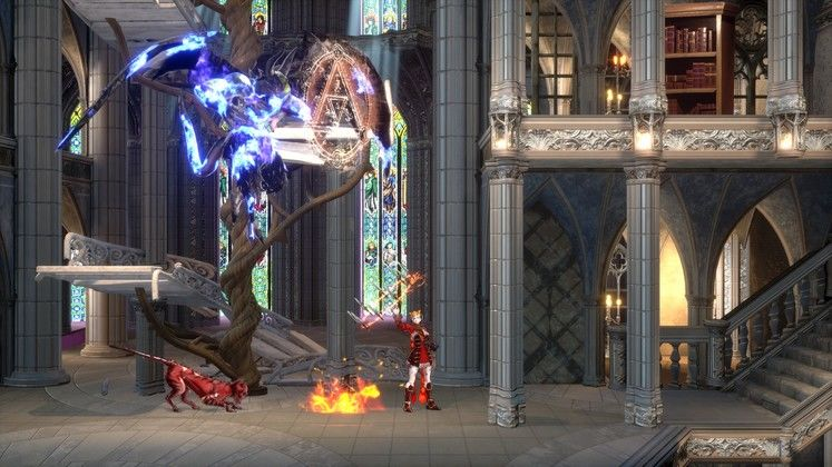 Bloodstained Ritual of the Night Demon Horn Drop Location