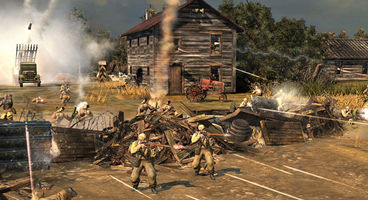 SEGA launch free content update for Company of Heroes 2 next week