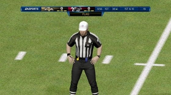Rumor: Madden NFL 14 may feature real referees
