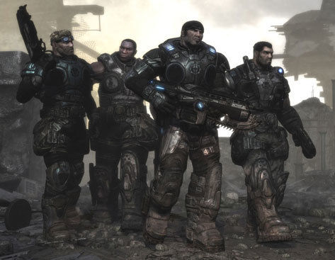 Gearheads unite! Epic launch Gears of War survey, voters wanted