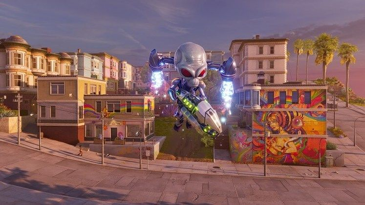 Destroy All Humans! 2 - Reprobed Hands-Off Preview - Old Alien, New Toys