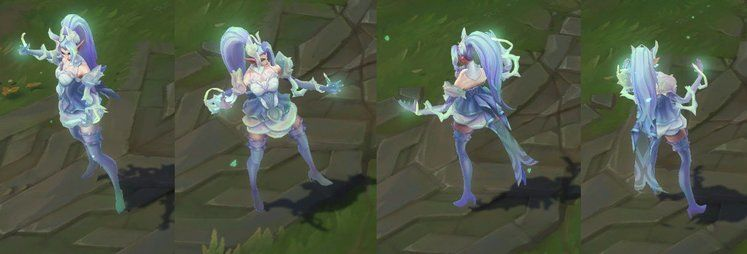 League of Legends Patch 11.3 - Release Date, Lunar Beast, Crystal Rose, Withered Rose Skins