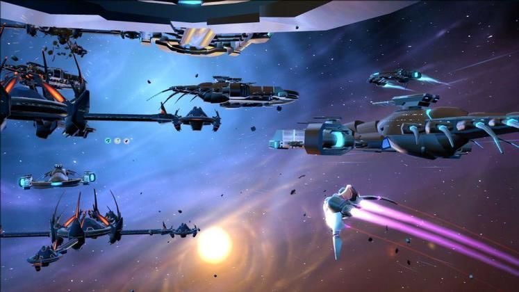 Xbox Live Arcade gets Aces of the Galaxy and Roogoo this Wednesday