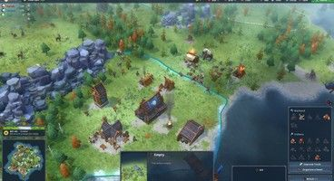 Northgard: Conquest Adds Procedurally Generated Campaign Mode
