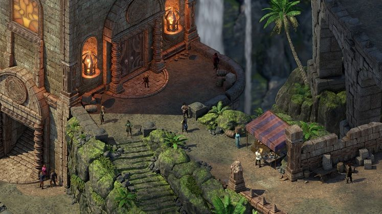 Pillars of Eternity II: Deadfire Trial Of Flame Puzzle Walkthrough