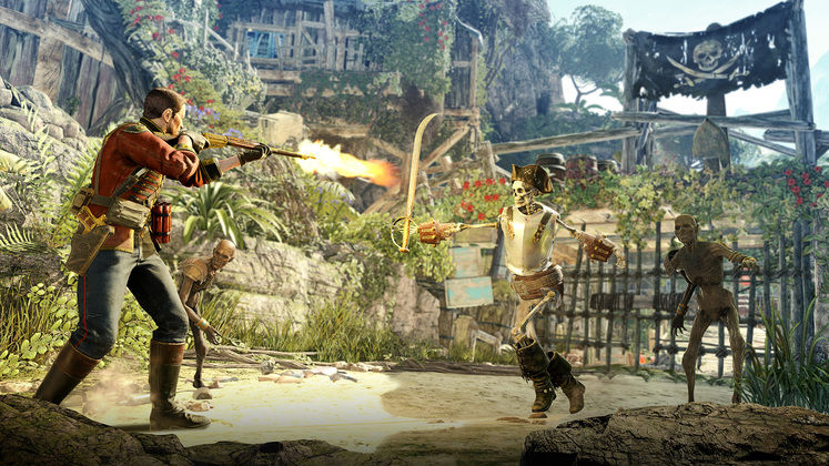 Strange Brigade DLC Expansion 'Isle of the Dead' Gets Surprise Release