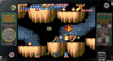Capcom going retro with Capcom Arcade Cabinet