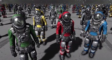 Space Engineers surpasses 500k sales on Steam Early Access