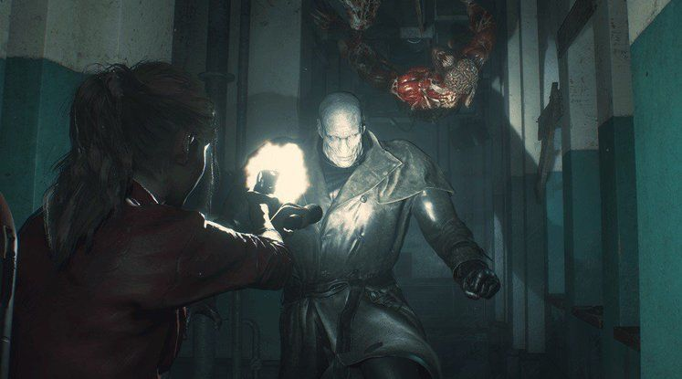 Latest Resident Evil 2 Mr X Mod Removes Him Completely