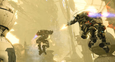 Hawken to support Oculus Rift virtual reality glasses