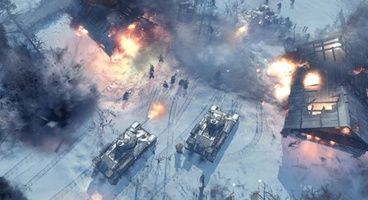 Company of Heroes 2 formally announced by THQ