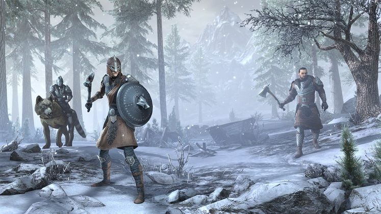 The Elder Scrolls Online Twitch Drops - How Do They Work?