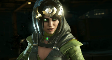 Suicide Squad's Enchantress comes to Injustice 2 next week <UPDATE #2: Available Now!>