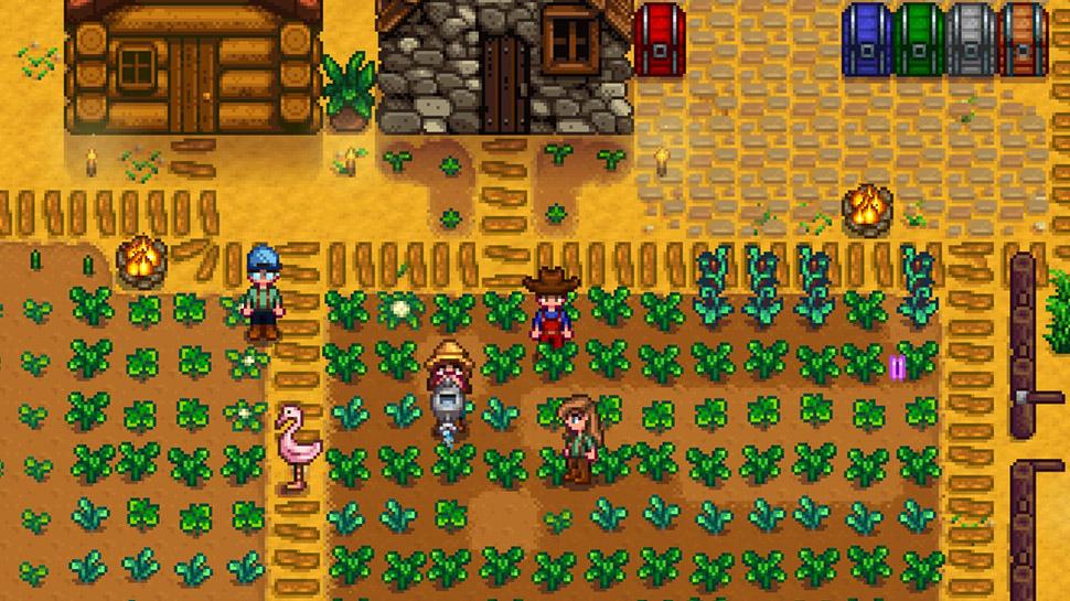 Wedding Ring Stardew Valley.Stardew Valley Multiplayer Update Coming Today Gamewatcher