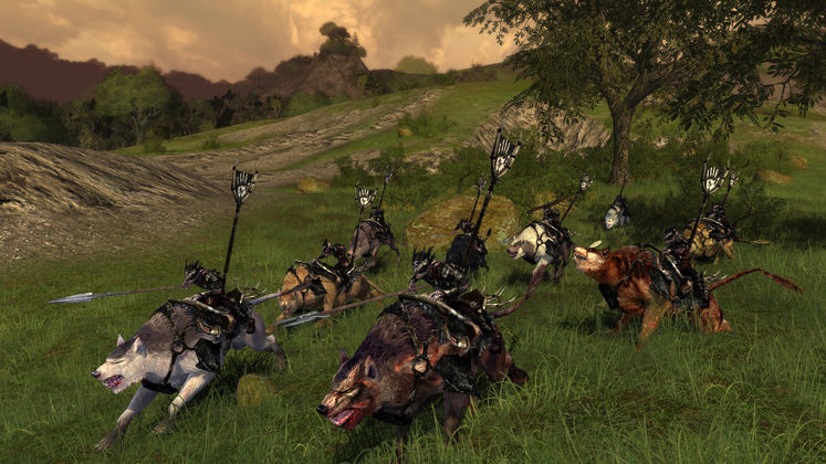 Riders of Rohan now available for The Lord of the Rings Online
